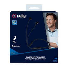 Celly Bluetooth Air neck band, musta