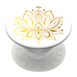 PopSockets PopGrip -pidike, Golden Prana