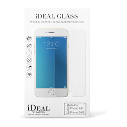 iDeal of Sweden iPhone 6/6S/7/8 Glass -panssarilasi