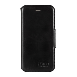 iDeal of Sweden iPhone 6 / 6S / 7 / 8 / SE 2020 London Wallet, Musta