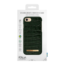 iDeal of Sweden iPhone iPhone 6 / 6S / 7 / 8 / SE 2020 Fashion Case, Croco Saffiano