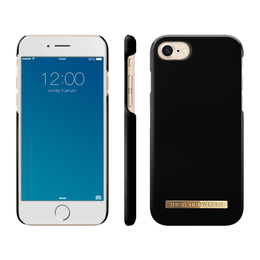 iDeal of Sweden iPhone iPhone 6 / 6S / 7 / 8 / SE 2020 Fashion Case, Matte Black