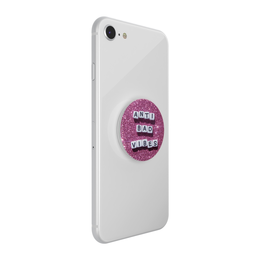 PopSockets PopGrip -pidike, Anti Bad Vibes