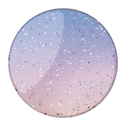 PopSockets PopGrip -pidike, Glitter Morning Haze
