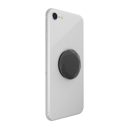 PopSockets PopGrip -pidike, Metallic Diamond Black