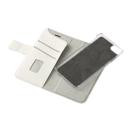 iPhone iPhone 6 / 6S / 7 / 8 / SE 2020 Onsala Collection Fashion Edition -lompakko, Saffiano White