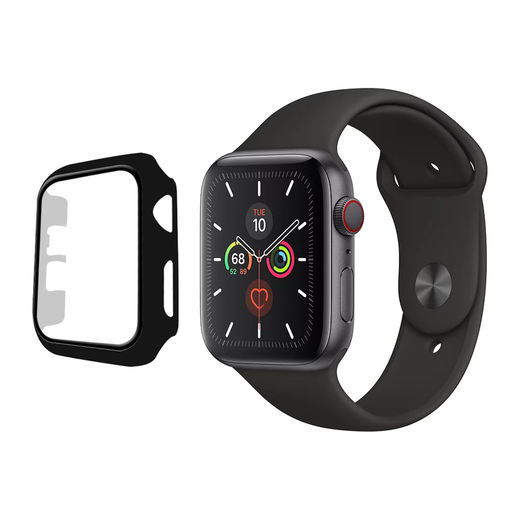 Apple Watch Series 4  Series 5 (44mm) Suojis-suojakalvo, 360 asteen suoja