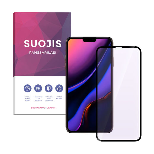 Apple iPhone XR / iPhone 11 Suojis-panssarilasi, sinisen valon suodatus