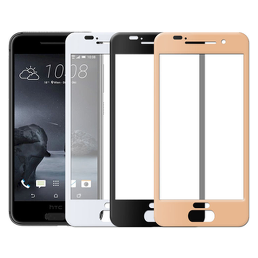HTC One A9 panssarilasi, 3D Full Cover Tempered Glass