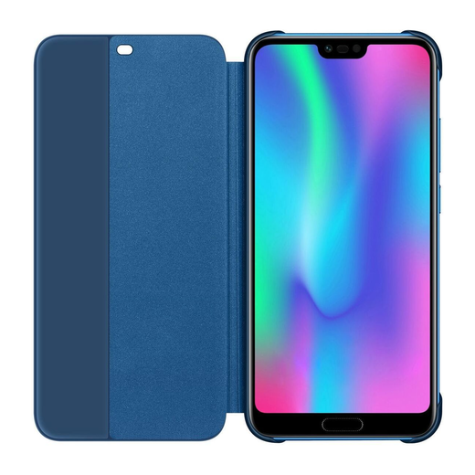Honor 10 ViewCover -kuoret, sininen