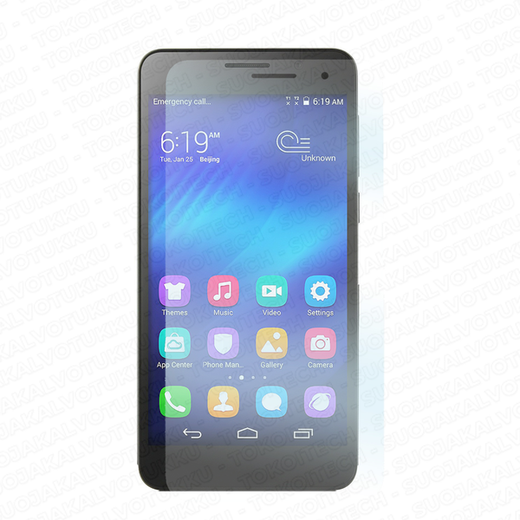 Huawei Honor 6 panssarilasi, Tempered Glass