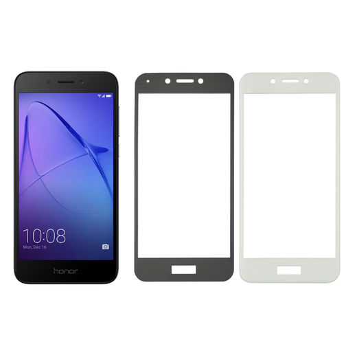 Huawei Honor 6A panssarilasi, 2.5D Full Cover Tempered Glass
