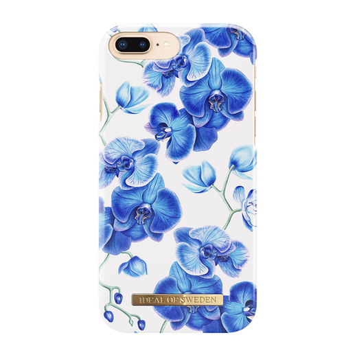 iDeal of Sweden iPhone 6 Plus / 6s Plus / 7 Plus / 8 Plus Fashion Case, Baby Blue Orchid