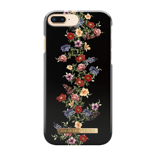 iDeal of Sweden iPhone 6 Plus / 6s Plus / 7 Plus / 8 Plus Fashion Case, Dark Floral