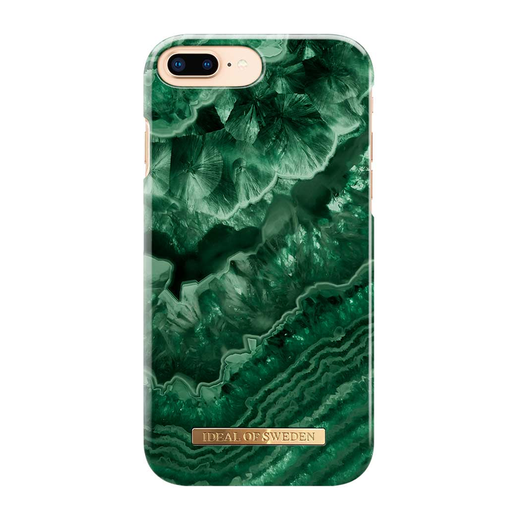 iDeal of Sweden iPhone 6 Plus / 6s Plus / 7 Plus / 8 Plus Fashion Case, Evergreen Agate