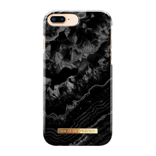 iDeal of Sweden iPhone 6 Plus / 6s Plus / 7 Plus / 8 Plus Fashion Case, Noir Agate