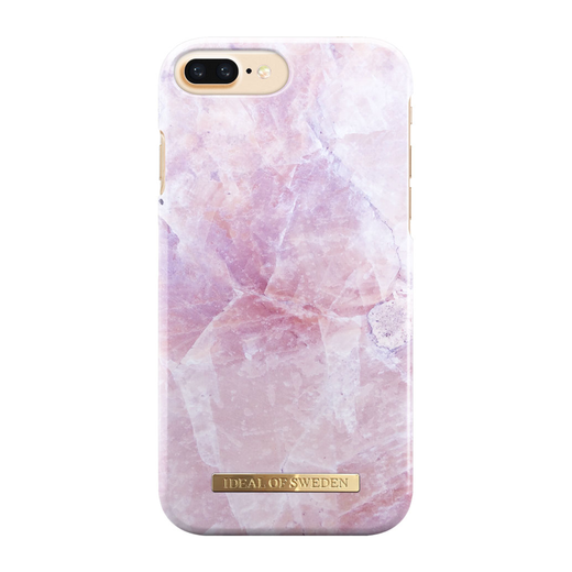 iDeal of Sweden iPhone 6 Plus / 6s Plus / 7 Plus / 8 Plus Fashion Case, Pink Marble