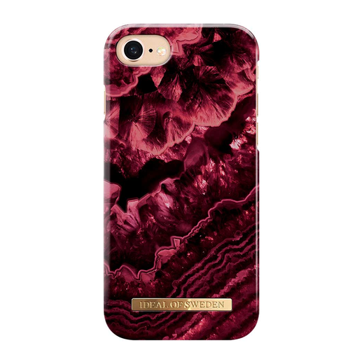 iDeal of Sweden iPhone iPhone 6 / 6S / 7 / 8 / SE 2020 Fashion Case, Claret Agate