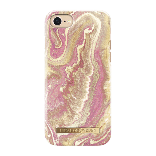 iDeal of Sweden iPhone iPhone 6 / 6S / 7 / 8 / SE 2020 Fashion Case, Golden Blush