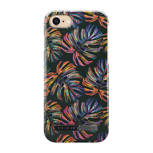 iDeal of Sweden iPhone iPhone 6 / 6S / 7 / 8 / SE 2020 Fashion Case, Neon Tropical