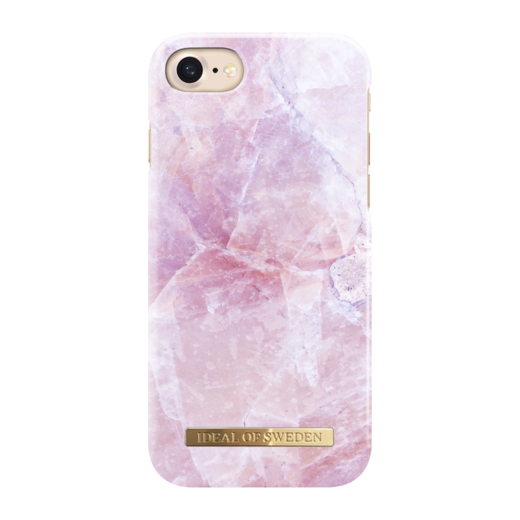 iDeal of Sweden iPhone iPhone 6 / 6S / 7 / 8 / SE 2020 Fashion Case, Pink Marble