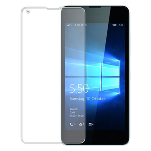 Microsoft Lumia 550 panssarilasi, Tempered Glass