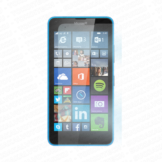 Microsoft Lumia 640 panssarilasi, Tempered Glass