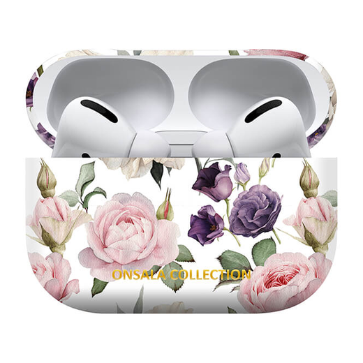 Onsala Collection Airpods Pro suojakuori, Rose Garden