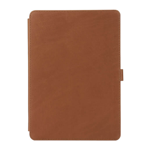 "Onsala Collection iPad 10.2"" (2019 / 2020) suojakotelo, Ruskea nahka"