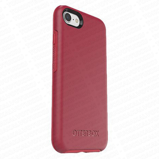 "Otterbox Symmetry iPhone 7/8 Rosso Corsa, Punainen ""LIMITED EDITION"""