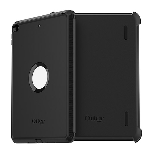 Otterbox iPad 2019 (7th gen) Defender Series Case -suojakuoret, musta