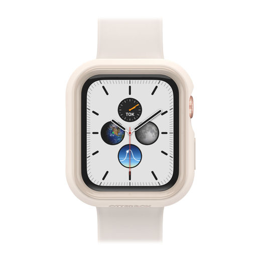 Otterbox Exo Edge Apple Watch Series 4/5/6/SE 44mm -suojakehys, Beige