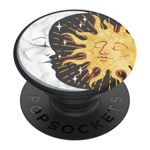 PopSockets PopGrip -pidike, Sun and Moon