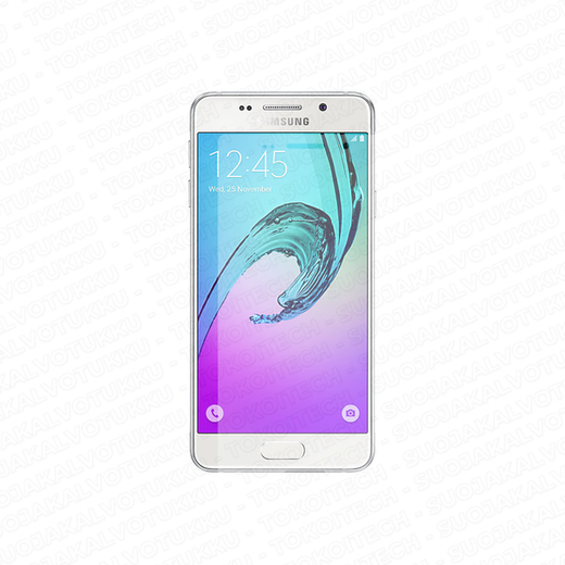 Samsung Galaxy A3 (2016) panssarilasi, Tempered Glass