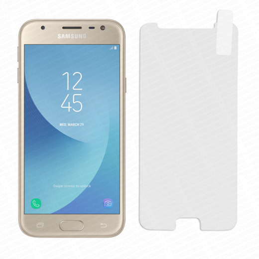 Samsung Galaxy J3 (2017) panssarilasi, Tempered Glass