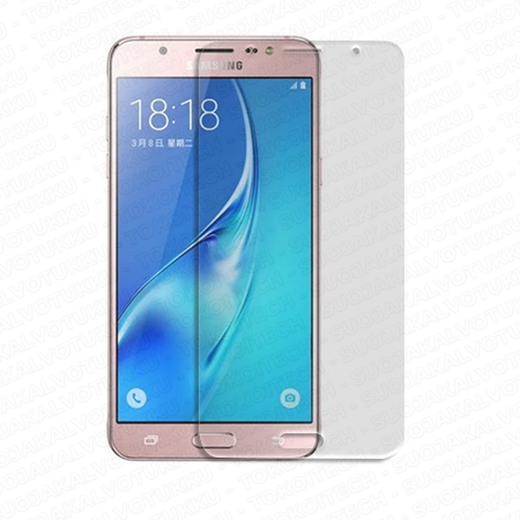 Samsung Galaxy J5 (2016) panssarilasi, Tempered Glass