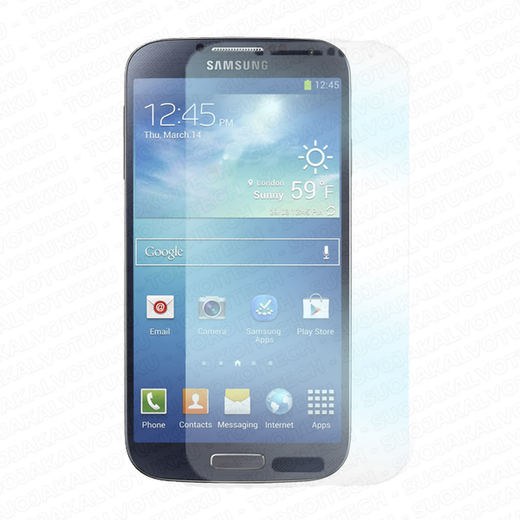 Samsung Galaxy S4 panssarilasi, Tempered Glass