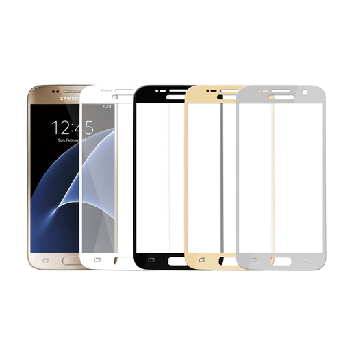 Samsung Galaxy S7 Tempered Glass 3D panssarilasi