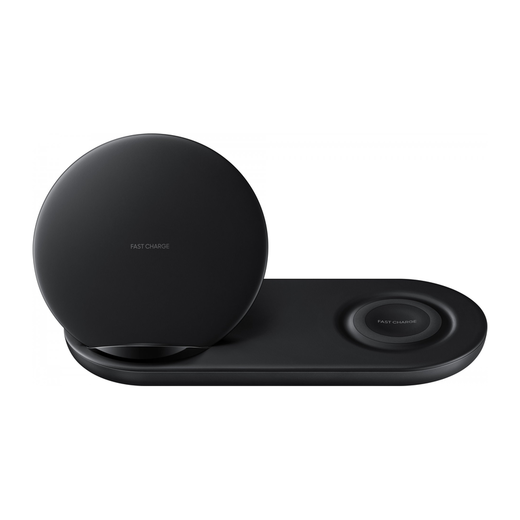 Samsung Wireless Charger Duo -langaton latausalusta, musta