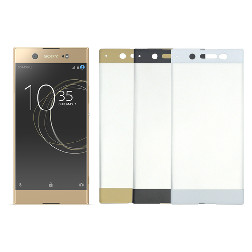 Sony Xperia XA1 Ultra panssarilasi, 3D Full Cover Tempered Glass