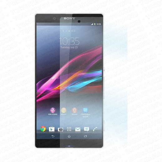 Sony Xperia Z2 panssarilasi, Tempered Glass
