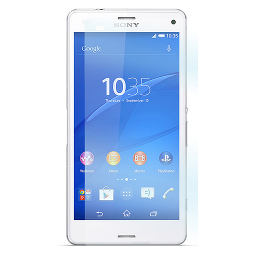 Sony Xperia Z3 Compact panssarilasi, Tempered Glass