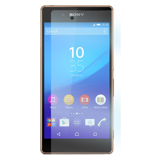 Sony Xperia Z3+ panssarilasi, Tempered Glass