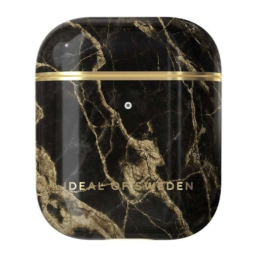 iDeal of Sweden Airpods 1 & 2 -suojakuori, Smoke Marble