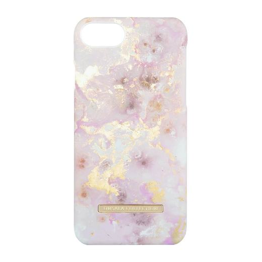 iPhone iPhone 6 / 6S / 7 / 8 / SE 2020 Onsala Collection Fashion Edition -suojakuori, RoseGold Marble